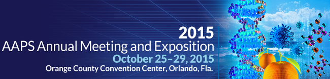 AAPS 2015 POSTERS