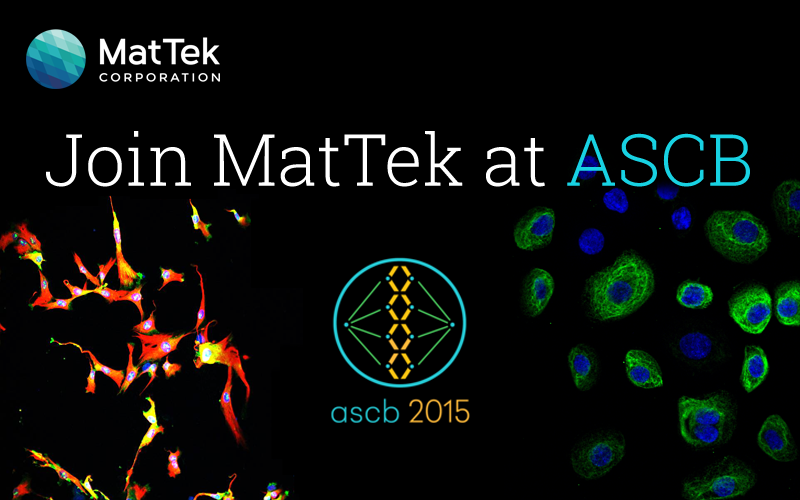 Join MatTek at ASCB