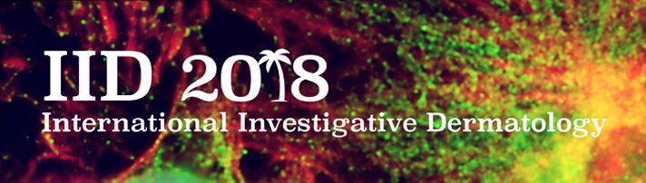 International Investigative Dermatology 2018 Annual Meeting