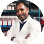 Dr. Seyoum Ayehunie of MatTek Corporation