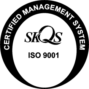 SkQS Quality Management ISO Certification logo